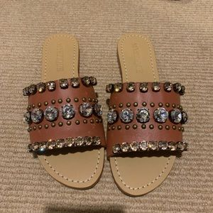 Mystique Jeweled Sandals!